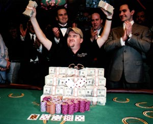 Chris MoneyMaker WSOP