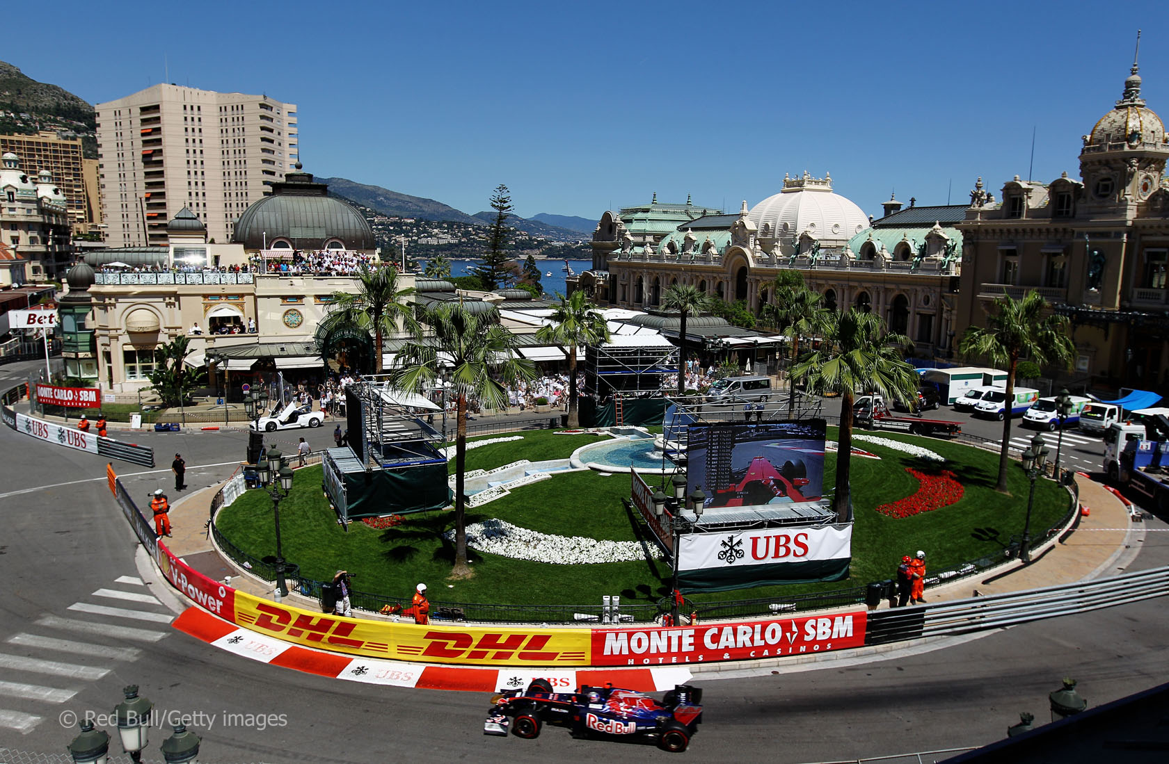 Monaco F1 Grand Prix - Qualifying