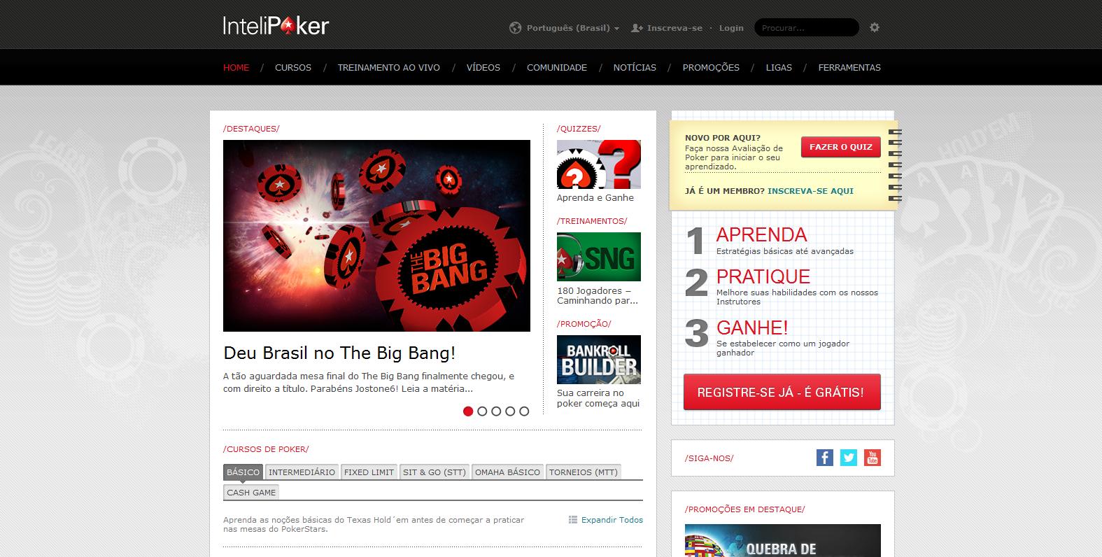Photo of Top 10 Sites de Poker que Acompanho