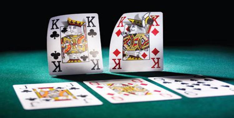Overpair poker